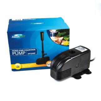 AQUAPRO AP1000F Pond & Fountain Pump - Box