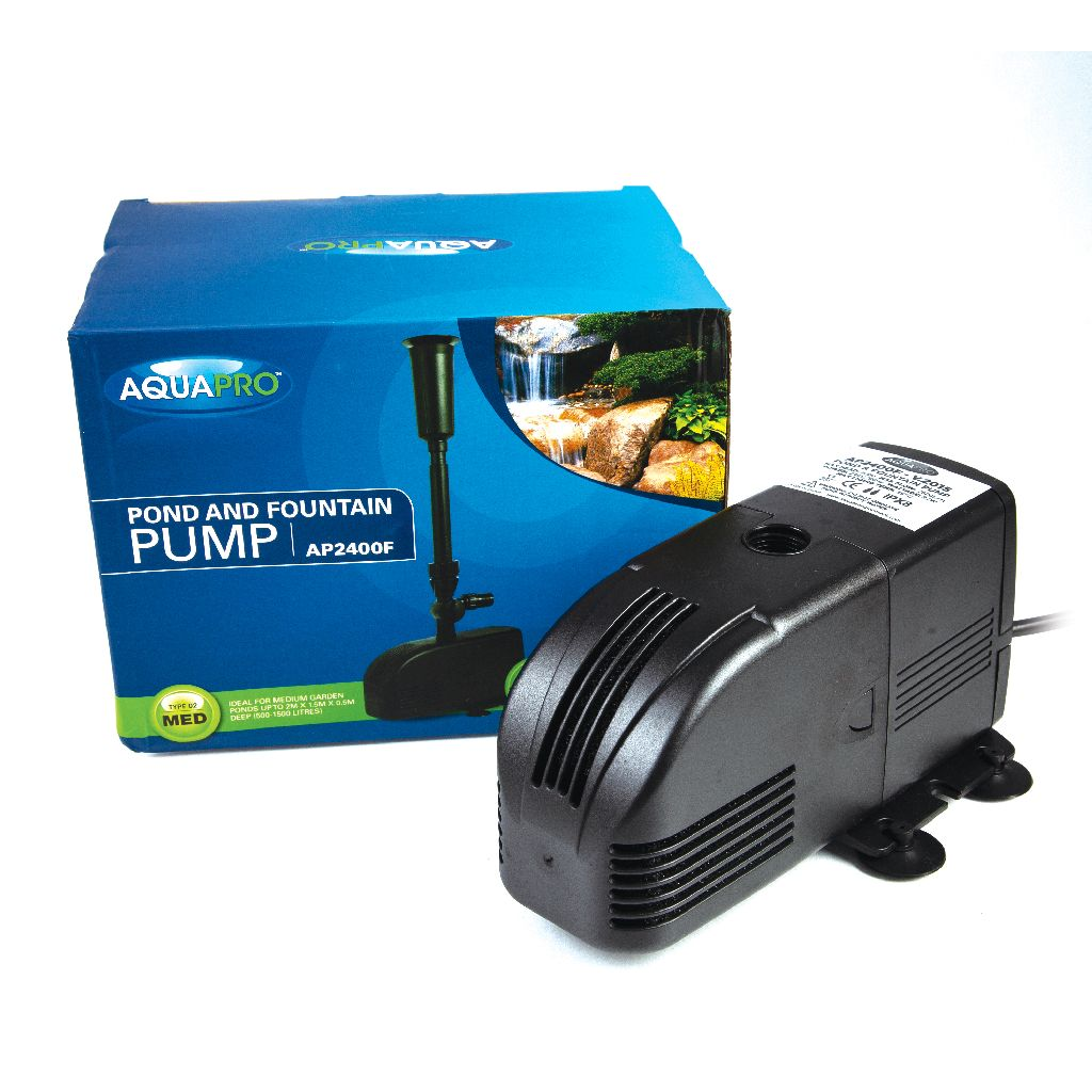AQUAPRO AP2400F Pond & Fountain Pump - Box