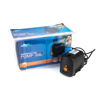 AQUAPRO AP750LV Low Voltage Waterfeature Pump - Box
