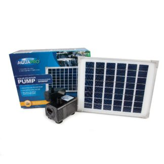AQUAPRO AP960SP Solar Pump/Panel - Box