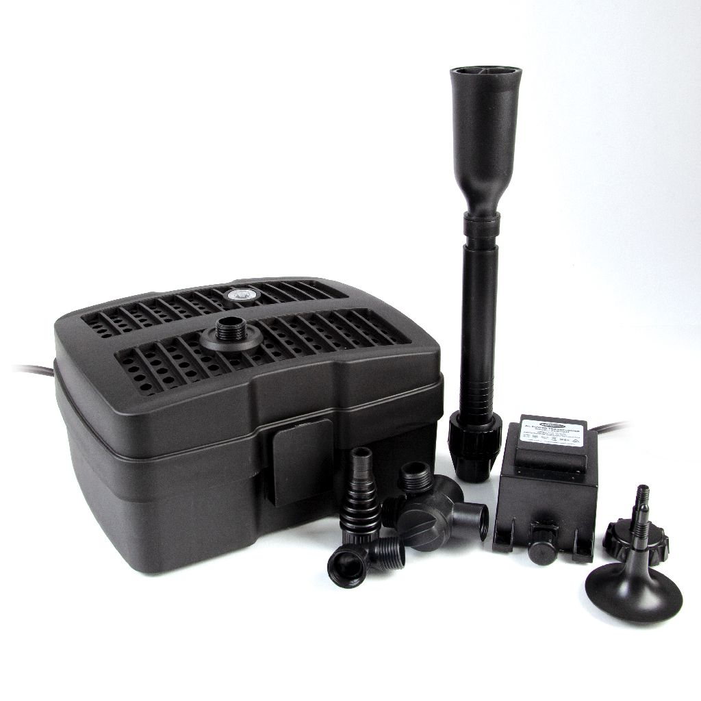 AQUAPRO 1000 All-in-one Pump and Filter - Box Contents